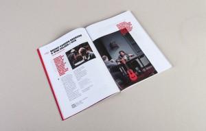 Eindredactie seizoensbrochure Schouwburg Kortrijk