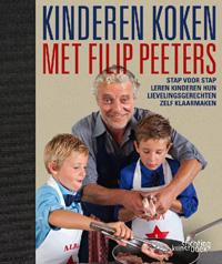 Kinderen koken? Moet kunnen volgens Filip Peeters!